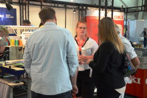 MerchDays 2016: Impressionen, Networking, Live Communication
